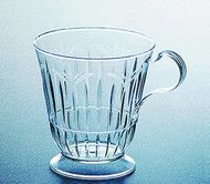 ™ Clear Plastic 7 oz. Coffee Cup (case pack of 120)