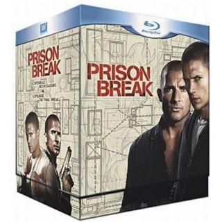 Prison Break, saison 1 à 4 en BLU RAY SERIE TV pas cher