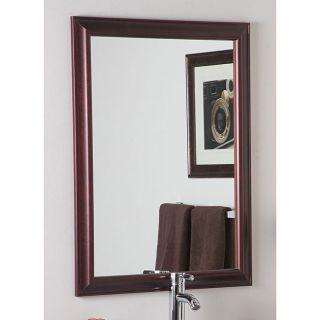 London Mahogany Framed Wall Mirror Today $93.99 4.7 (3 reviews)