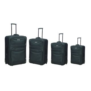 Collection 4 piece Rolling Luggage Set Today $122.99