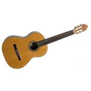 Azahar Estudy 107 Spanish Classical Guitar, Walnut