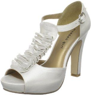 Madden Girl Womens Setra Open Toe PumpShoes