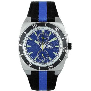 Tommy Bahama Mens Blue Dial Watch