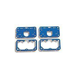 Holley 108 200 Blue Assortment Carburetor Gasket Kit   Pack of 4