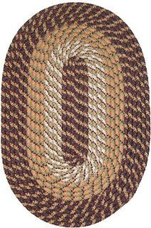 Plymouth 22 x 108 (Runner) Braided Rug in Sea Plum Home
