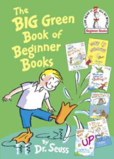 The Big Green Book of Beginner Books (Hardcover) Today $12.08 5.0 (1