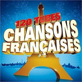 120 Tubes De La Chanson Française   Achat CD COMPILATION pas cher