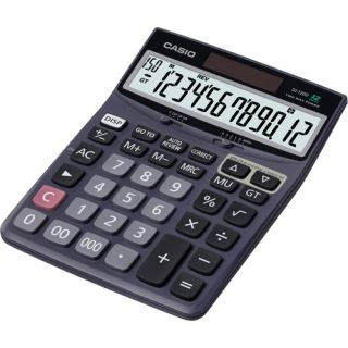 Casio Desk Calculator with Check & Correct Function Today $20.99