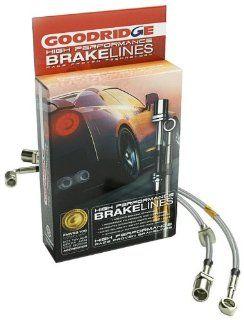 Goodridge SS Brake Line Kit 30070    Automotive