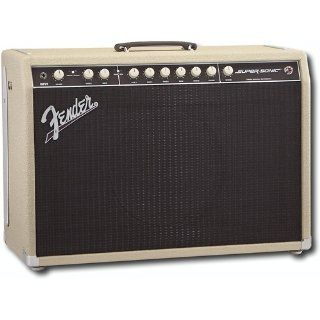Fender®   Super Sonic 112 60 Watt Tube Guitar Amplifier