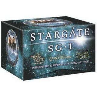 Stargate SG 1   Lintégrale en DVD SERIE TV pas cher
