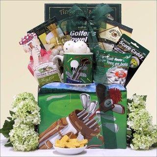 Tee It Up Gourmet Golf Gift Basket