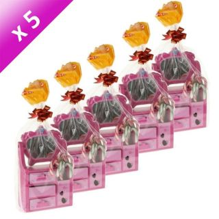 FIZZY Lovely Candy x5   Achat / Vente CONFISERIE DE SUCRE FIZZY Lovely