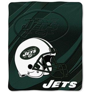 New York Jets Throw Blanket (50 in. x 60 in.)