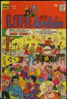 Life With Archie (Comic #111) July 1971 Veronica Lodge