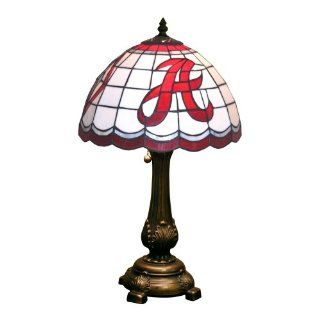 NCAA Alabama Crimson Tide Tiffany Table Lamp Sports