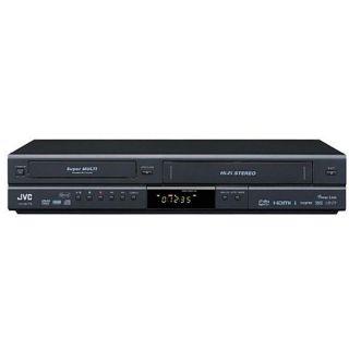 JVC DRMV79B Dual VHS/ DVD Combo Recorder (Refurbished)