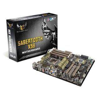 Asus US SABERTOOTH X58 Desktop Motherboard   Intel