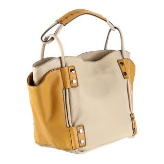 Oryany Tinsley Large Leather Satchel