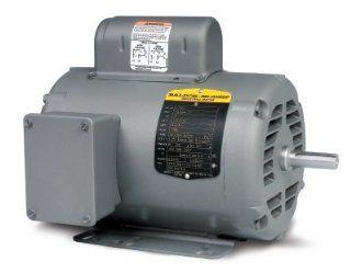 1hp 1725RPM 182 Frame ODP 115/208 230 Volts Baldor Electric Motor