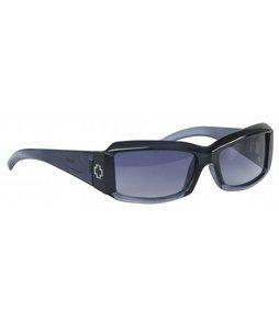Spy Abbey Womens Dark Blue Fade Sunglasses