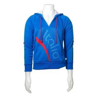Adidas Womens World Cup Italia Hooded Sweatshirt