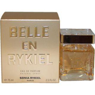 Sonia Rykiel Belle en Rykiel Womens 2.5 ounce Eau De Parfum Spray