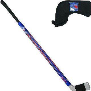 New York Rangers Hockey Stick Putter   NHL Golf Sports