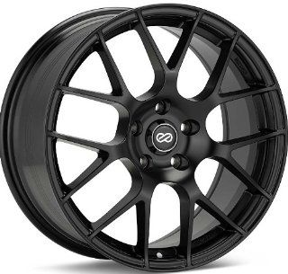 18x8.5 Enkei Raijin (Black) Wheels/Rims 5x114.3/4.5 (467 885 6538BK
