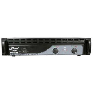 PYLE PRO PTA1200 1200 Watts Professional Power Amplifier