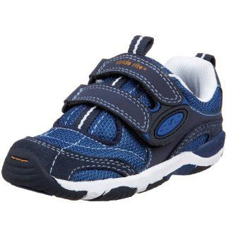 Rite Toddler Baby Rio Shoe,Navy/Galaxy Blue,8 N US Toddler Shoes