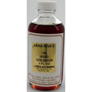 Anna Riva Oil King Solomon 4 fl. oz (118ml): Everything