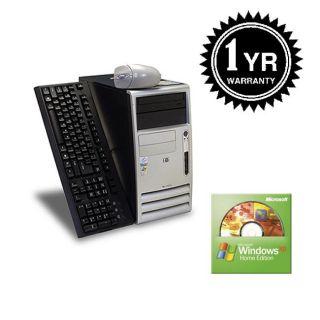 HP DC5100 3.4 GHz 2GB 500GB Desktop Computer (Refurbished)