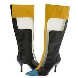 Nascar Angie Teal/Black/Yellow(Size 9.5 M)
