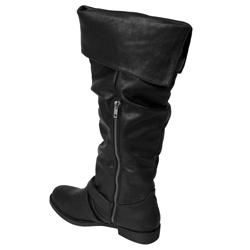 Madden Girl by Steve Madden Womens Roxxy Slouchy Boots