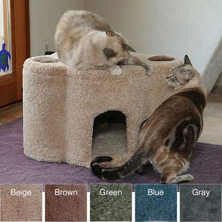 New Cat Condos Paw Print Condo