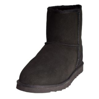 Australia Luxe Mens Cosy Extra Short Sheep Skin Short Boots