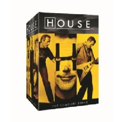 House The Complete Series (DVD)