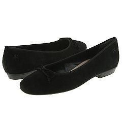 Paul Green Suzette Black Suede(Size 6 M)
