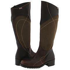 Snipe Shoes 54609C Brown Leather Boots   Size 10 10.5 M