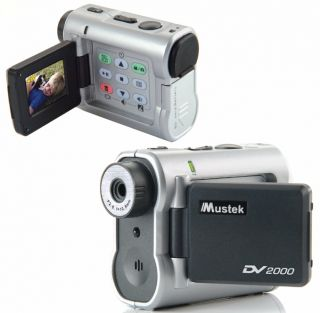 Mustek DV2000 Multi function Digital Camera
