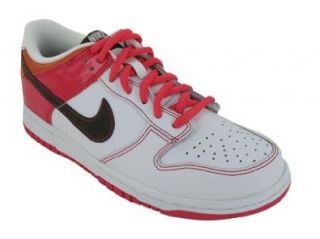 NIKE DUNK LOW (309601 121) YOUTH BASKETBALL SHOES: Shoes