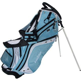 Tour Edge Light Blue Max D Stand Golf Bag