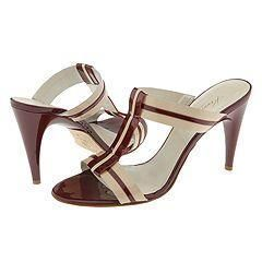 Kenneth Cole New York Stripe A Pose Natural/Ruby