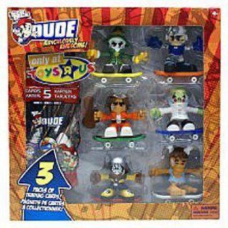 035 Ralph, #084 E.N. Stein, #118 Thunder, #121 Theodore Toys & Games