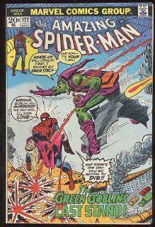 Amazing Spider Man, v1 #122. Jul 1973 [Comic Book] Marvel (Comic