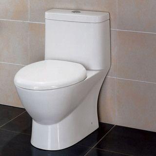 Ariel Platinum Adriana Dual Flush Toilet