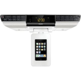 Philips DC6210 Kitchen Clock Radio iPod Dock (Refurbished)