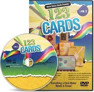 123 CARDS Making Instructional DVD Tricks Techniques Home