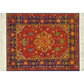 , Red, Gold and Navy, 10.25 X 7.125 Inch, One (MSM 1) Electronics